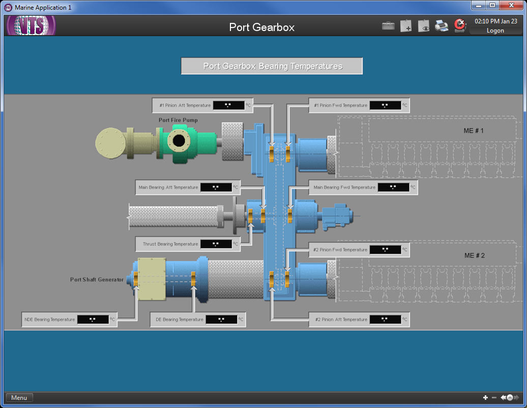 Marine Monitoring System : Marine scada systems overview