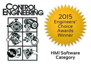 2015 Control Engineering Award Winner