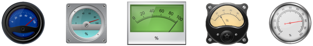 VTScada 11.2 - New Dials