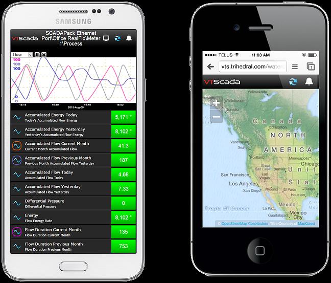 VTScada 11.2 Mobile Internet Client