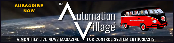 The Automation Village - A Live News Magazine for Control System Enthusiasts